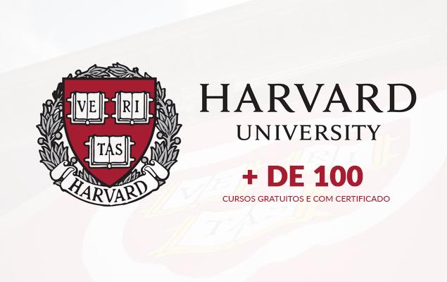 Mais De 100 Cursos De Harvard Gratuitos E Com Certificado Estagio Online