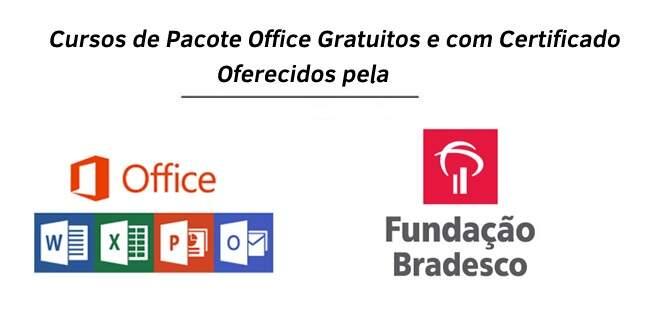 pacote office gratis 2018