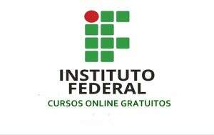 Instituto Federal Cursos Online Gratuitos Coronavirus