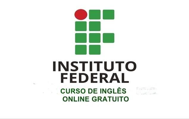 Resultado de imagem para Instituto federal curso de ingles grátis