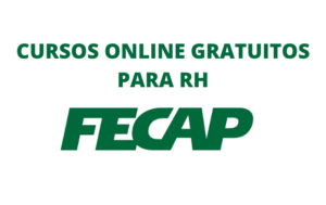 FECAP Cursos Online Gratuitos RH
