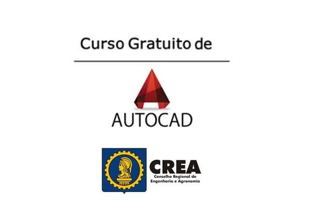 Crea Lancou Curso Online Gratuito De Autocad Estagio Online